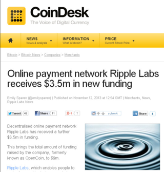 Ripple headline