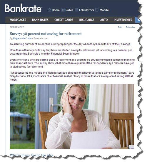 Bankrategraphic