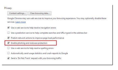 Phishingprotection