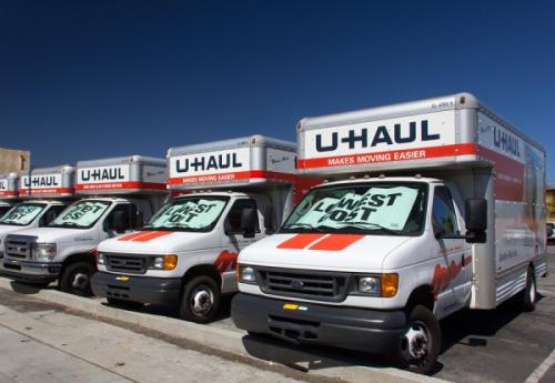 Uhaul-truck