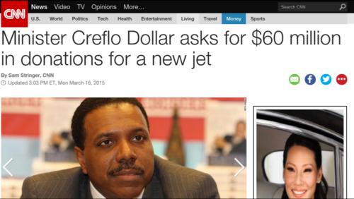 Minister Creflo Dollar asks for $60 million for a jet - CNN.com (1)