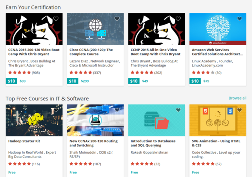 Online IT   Software Courses   Udemy