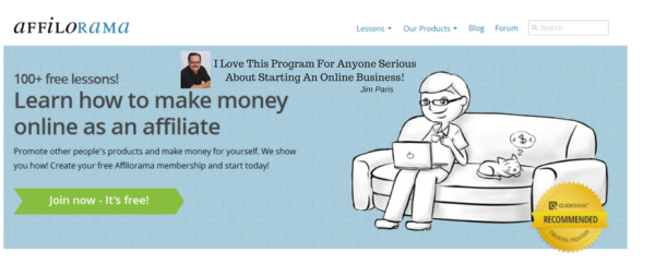 I Love This Program For Anyone Serious About Starting An Online Business!