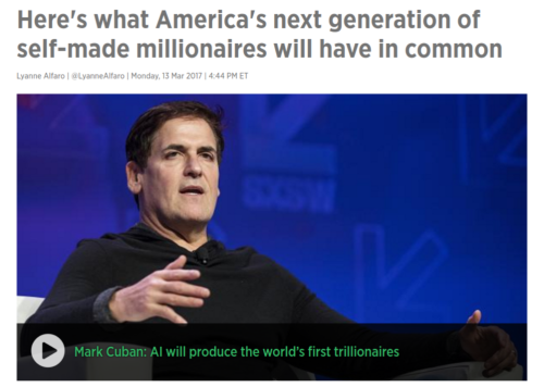 America s next generation of self made millionaires