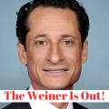 The Weiner Is Out!